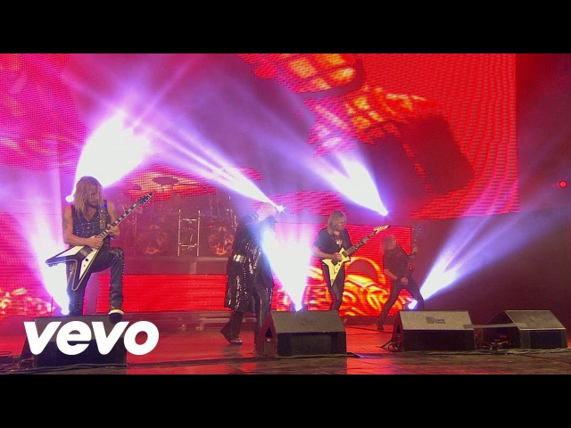 Judas Priest - Halls of Valhalla (Live from Battle Cry)
