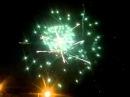 праздничный салют на день Шахтёра Луганск 29 08 2015г
