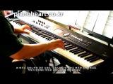여자친구(GFRIEND) - 시간을 달려서(Rough) 피아노연주, pianoheart