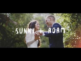 sunny + adam | feature film | erskine falls