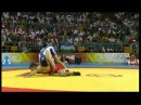 2008 Olympic Games Wrestling FS 74kg:Tigiev Soslan (UZB)-Saitiev Bouvaisa (RUS)
