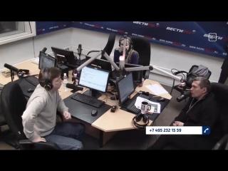 Владимир СОЛОВЬЁВ обсуждает с КРИЧЕВСКИМ выступление Дмитрия ПОТАПЕНКО