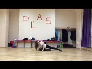 Студия танца Pl'as ,high-heels , хореография : Валерия Сидоркина , The Weeknd-  morning