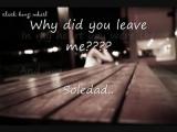 Soledad- Westlife (w lyrics)