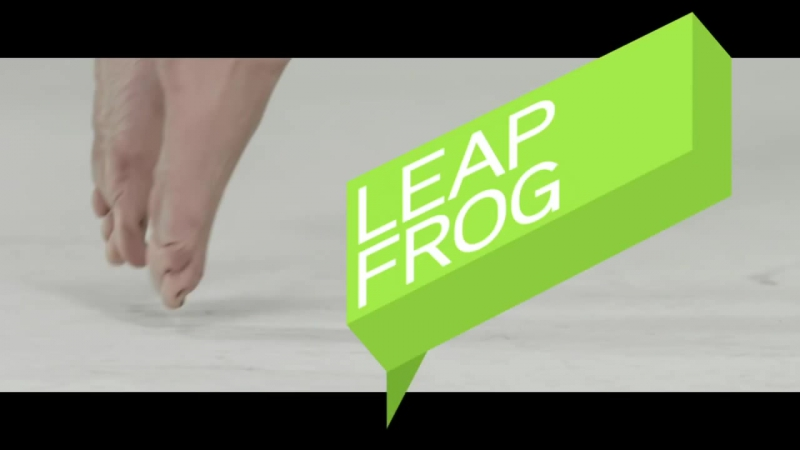 Naked Girls Playing LeapFrog nagie żabki