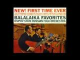 Osipov Folk Orchestra - Balalaika Favorites