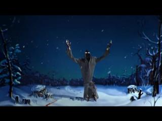 Скоро Рождество! Санта и Джи . Короткометражный Мульт