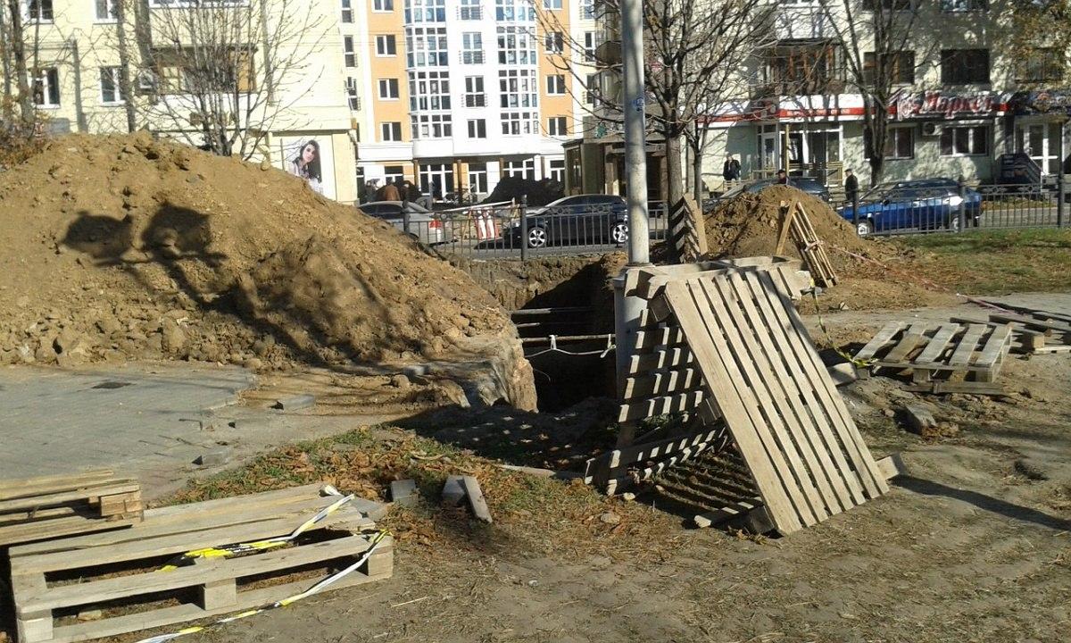 Полтава школа 9 екскурсія прогулянка парки