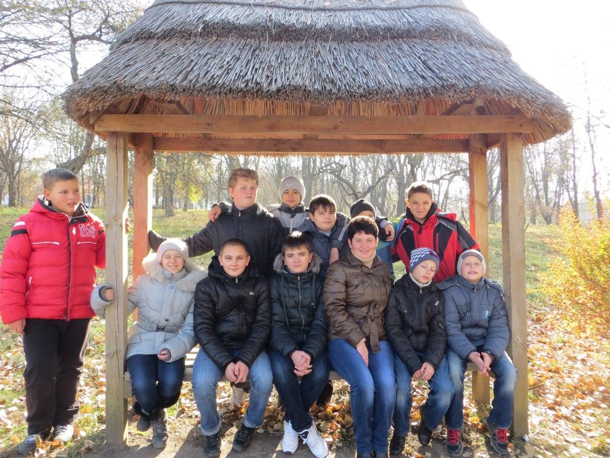 Полтава школа 9 Подорож одного дня Гоголево Дібрівка