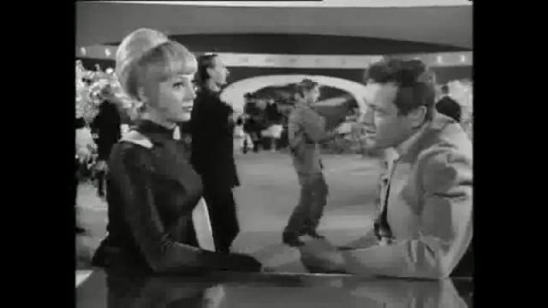 Прогноз из 1966. Немецкий фантастический сериал «Космический патруль – Корабль Орион» Как люди будут танцевать в будущем