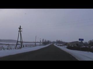 Прокатимся по Челке. Зима 2016