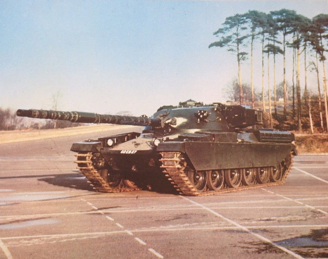 Combat Improved Chieftain Page 2 Tank And Afv News - Www