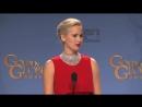 Jennifer Lawrence on Golden Globe 2016