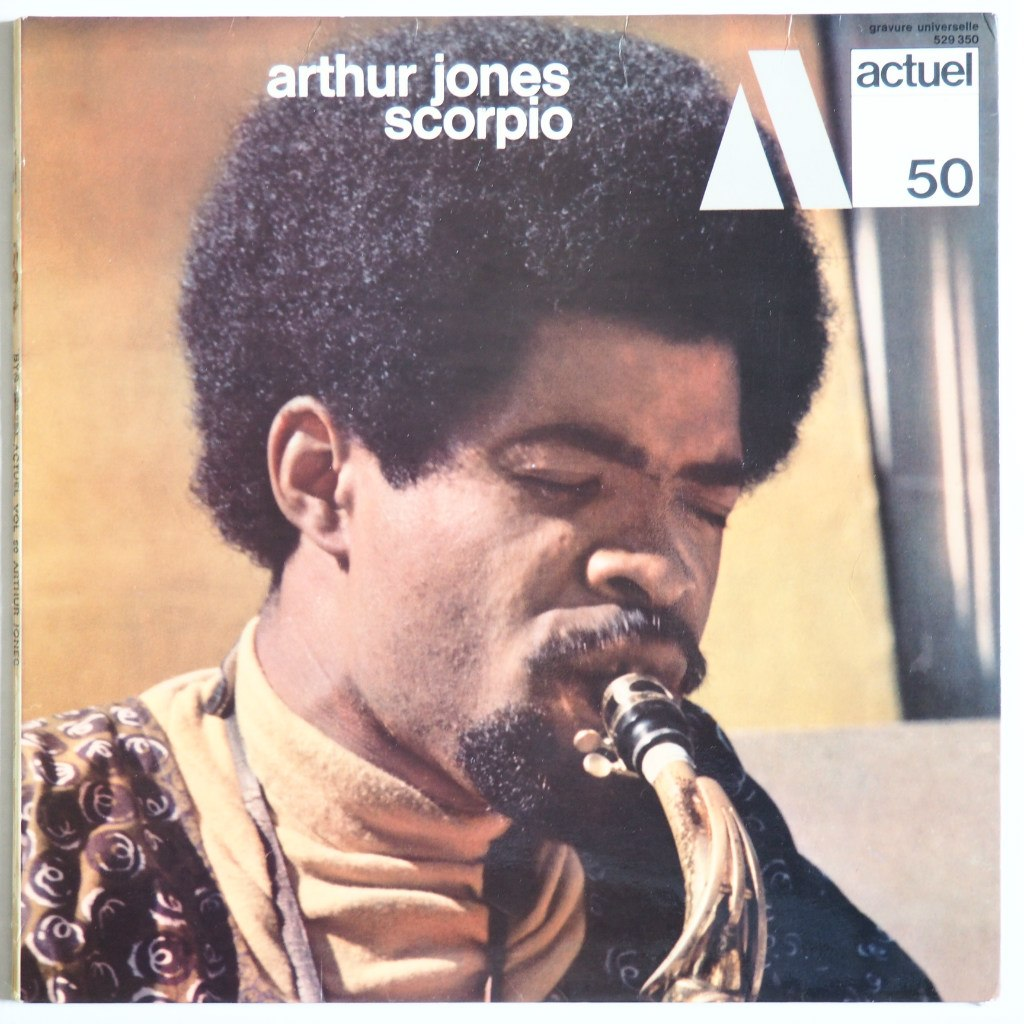 arthur jones - scorpio actuel 51