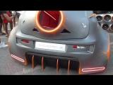 FIAT GRANDE PUNTO HERTZ SPL. ER CAR AUDIO ( bass, db, spl, sond, low, flex, alphard, pioner )