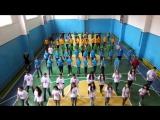 флешмоб школа-гимназия 1 Токмок-Кыргызстан