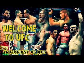 Welcome to UFC (#mma #ufc #motivation)