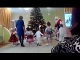 Хоровод В Детском Саду С Дедом Морозом