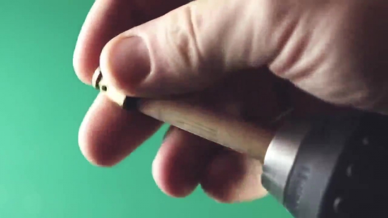 Как сделать наушники из гильз пистолета