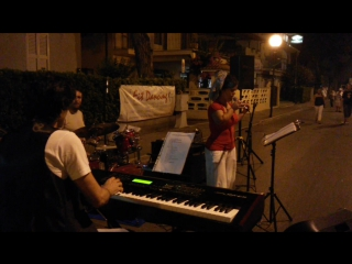 La piccola bottega dello swing - Vieni via con me (cover)