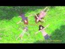 Non Non Biyori [ТВ-2] 1 серия русская озвучка Horie  Деревня 2 сезон 01 серия на русском  Гулбинка 01 [vk] HD