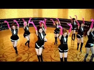 Интересный клип, особенно девушки кореянки красиво танцуют