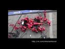 Сравнение пит-стопа Формулы-1 в 1950 году и в 2013! Разница очевидна!