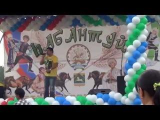Национальный праздник САБАНТУЙ в Энколово. Санкт-Петербург. Обзор 2013 года.
