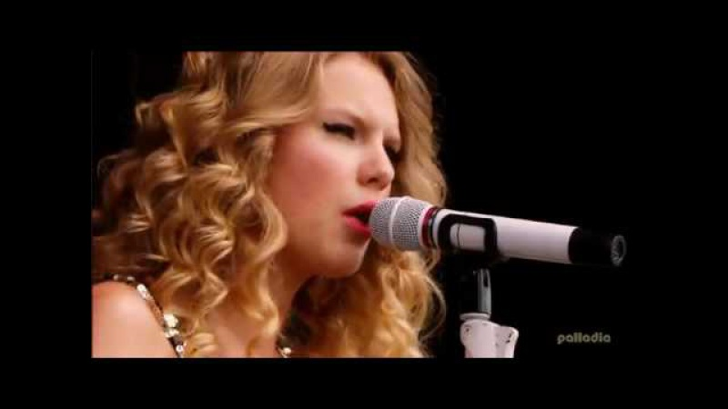 Taylor Swift Sings Forever And Always - LIVE: V Festival 2009 - (SUPER HQ)