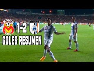 Morelia vs Queretaro 1-2 GOLES Resumen Jornada 16 Clausura 2015