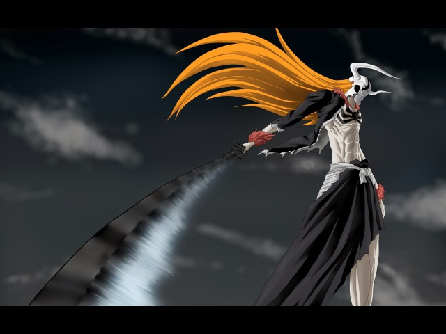 Ichigo(Vasto lord) VS Ulquiorra
