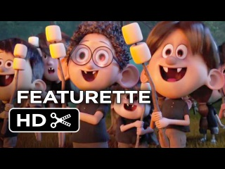 Hotel Transylvania 2 Featurette - Making of Teaser Trailer 1 (2015) - Adam Sandler Animated Movie HD