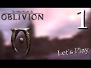 Прохождение The Elder Scrolls IV Oblivion с Карном Часть 1
