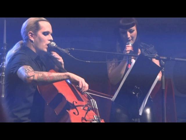 Chris Harms Gared Dirge feat. Ulrike Goldmann - Never Let You Go 11.10.2013