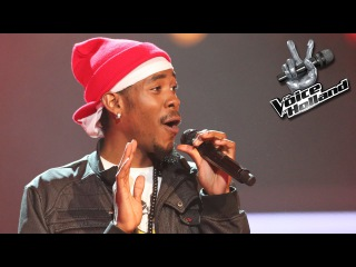 Dr. Rum - Can't Hold Us (The Blind Auditions | The voice of Holland 2014)
