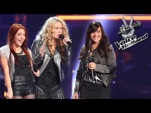 OG3NE - Emotion (The Blind Auditions | The voice of Holland 2014)