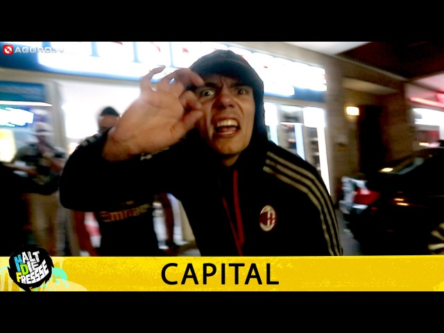 CAPITAL BRA - HALT DIE FRESSE NR. 355 (OFFICIAL HD VERSION AGGROTV)