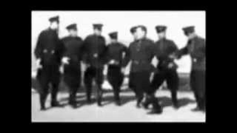 Суперский танец советских офицеров