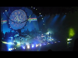Brit Floyd - Live at Crocus City Hall (Moscow 25,10,2015)