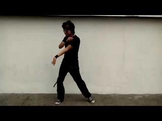 Industrial Dance *Fallen-X* (Short video)