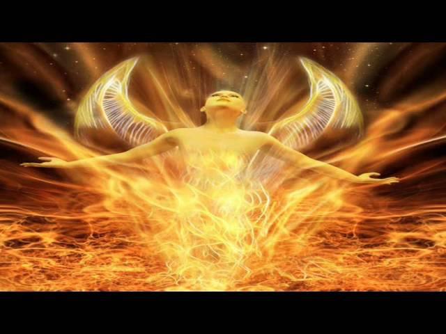 Ченнелинг- Медитация 16. 05. 2014. Изида - Ачулла Наполнение огненными энергиями