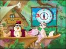 Арифметика - малятко тітоньки Сови - Чотири моряка Уроки тетушки Совы серия 4