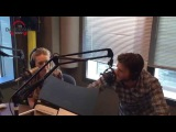 Scott Eastwood and Britt Robertson sing karaoke on the Dave Ryan Show
