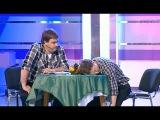 КВН Общее дело - 2012 Премьер лига Первая 1/4 Приветствие