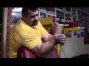 Как накачать бицепс 10 (Training of Arm wrestling / Biceps)