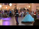 Jasmine's quinceanera best USMC Father daughter