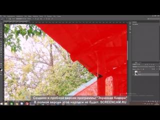 Псевдо 3d из фоток (photoshop+after affect)