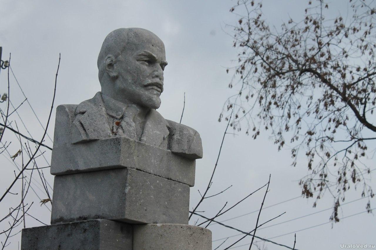 Ленин в Мраморском