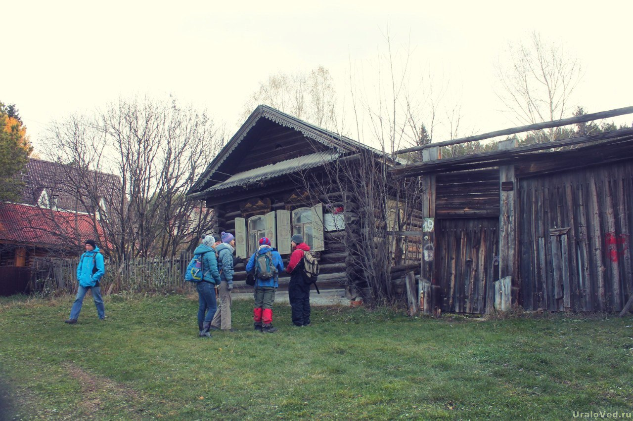 Дом Жукова в Раскуихе