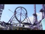 Квантовый Скачок. Самая страшная горка в Сочи Парке - самом большом парке аттракционов в России.